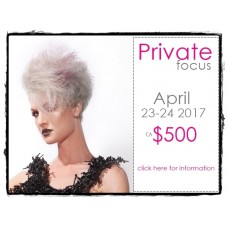 MEKKA'S PRIVATE FOCUS CLASS / ÉDUCATION EN PRIVÉE * April 23-24, 2017 | 23-24 avril, 2017 * MONTREAL (Quebec, Canada)
